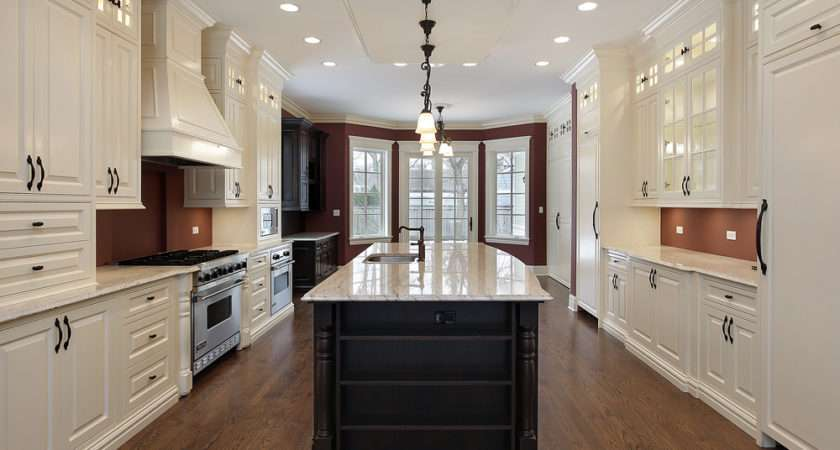 Appealing Galley Kitchen Island Layout Home Design