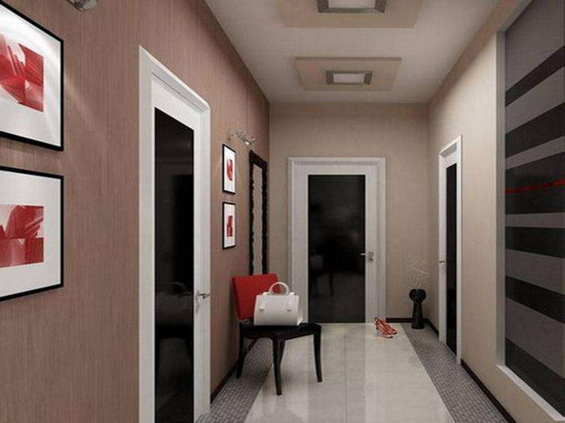 Apply Hallway Decorating Ideas Entryway