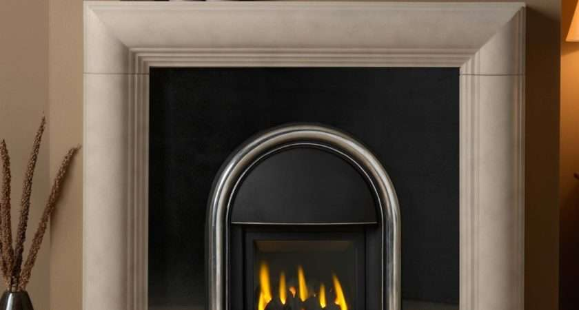 Appolo Open Fronted Gas Fire Inset Cast Front Select