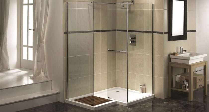 Aqualux Aquaspace Square Walk Shower Enclosure Fit