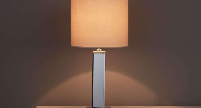 Ara Mirror Table Lamp Departments Diy