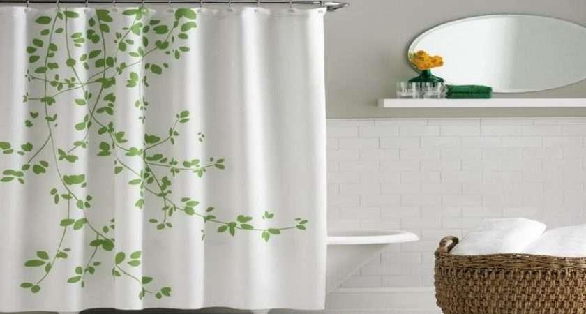 Arbor Shower Curtain Modern Curtains