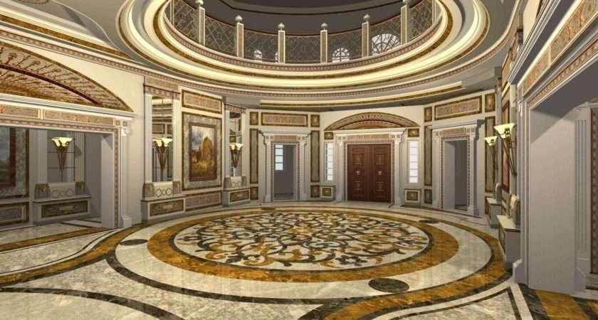 Architectural Visualization User Community Grand Hall Entrance