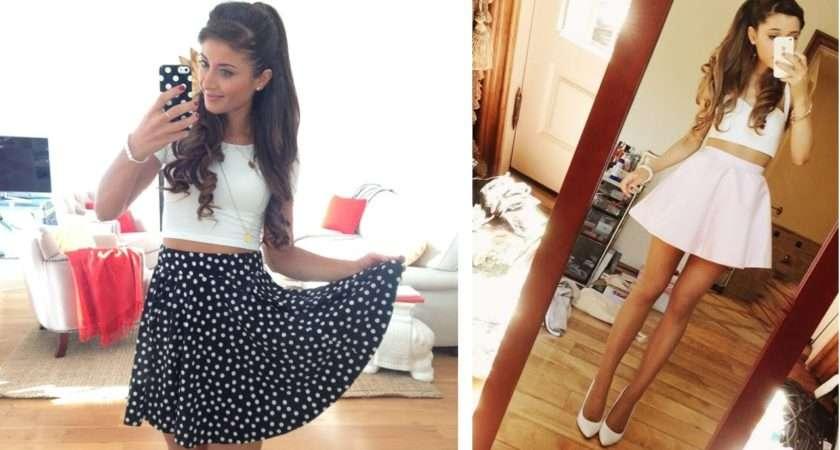 Ariana Grande Hairstyle Youtube
