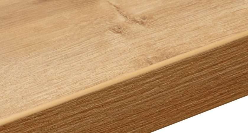 Arlington Oak Laminate Soft Grain Wood Effect Square