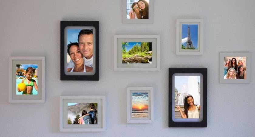 Arrange Vacation Wall
