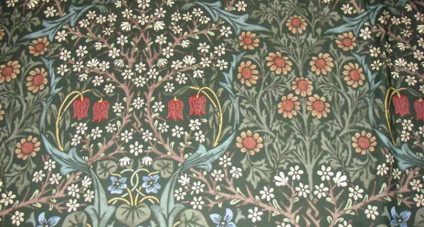 Art Artists William Morris Textiles