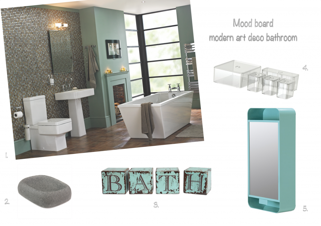 Art Deco Style Bathroom Design Accessories Bathstore