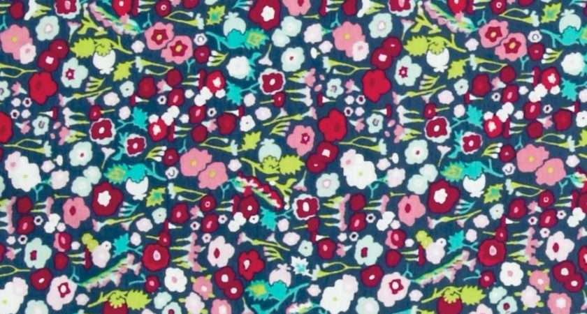Art Jersey Knit Lavish Pretty Ditsy Dream