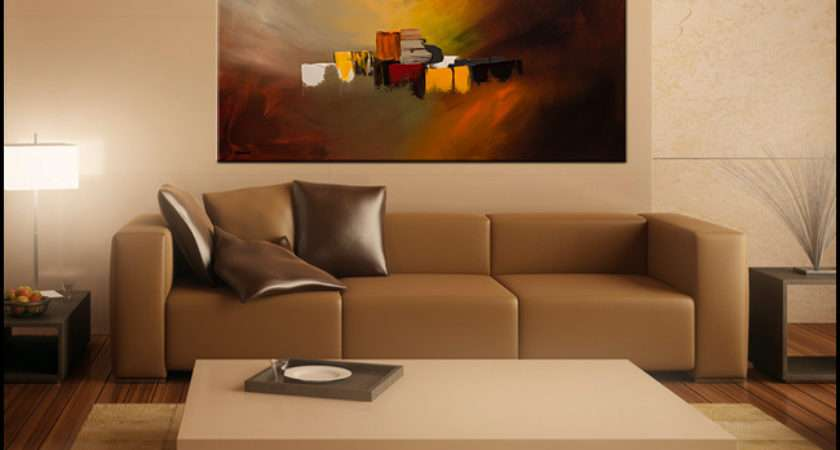 Art New Beginning Large Original Abstract Paintings Sale