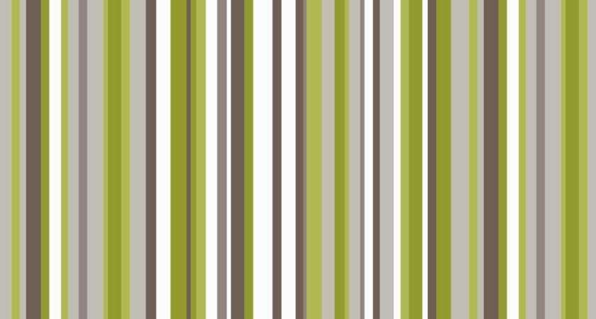 Arthouse Sophia Barcode Stripe Green Metres