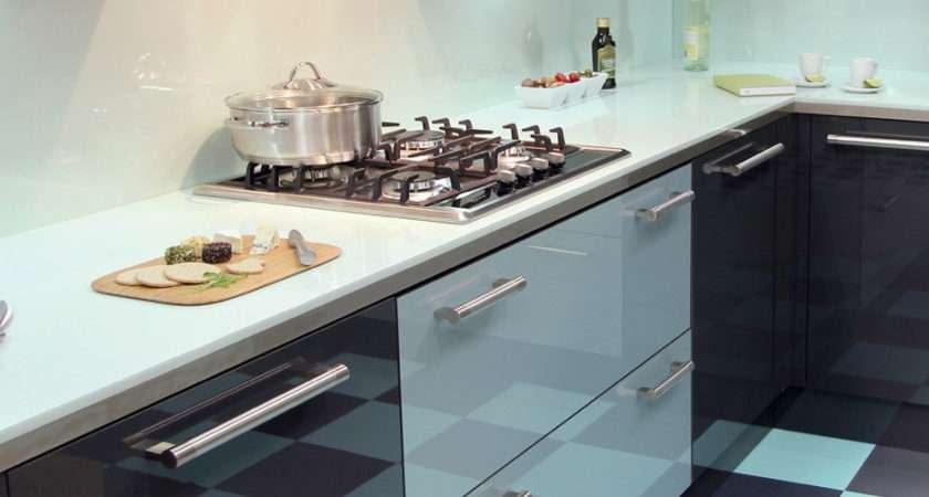 Artis Bohemian Chrome Laminate Kitchen Worktops