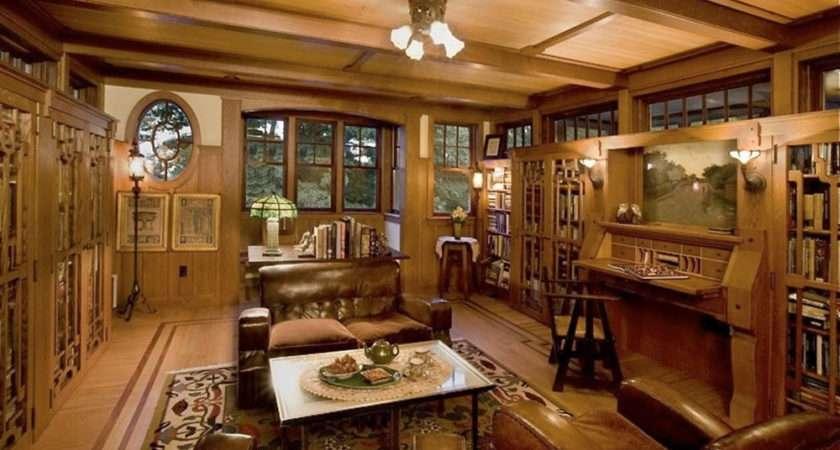 Arts Crafts Interior Design Great Decorating Ideas
