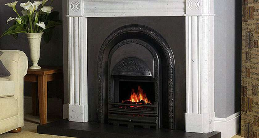Ashbourne Victorian Electric Fire Artisan Fireplace Design Ltd