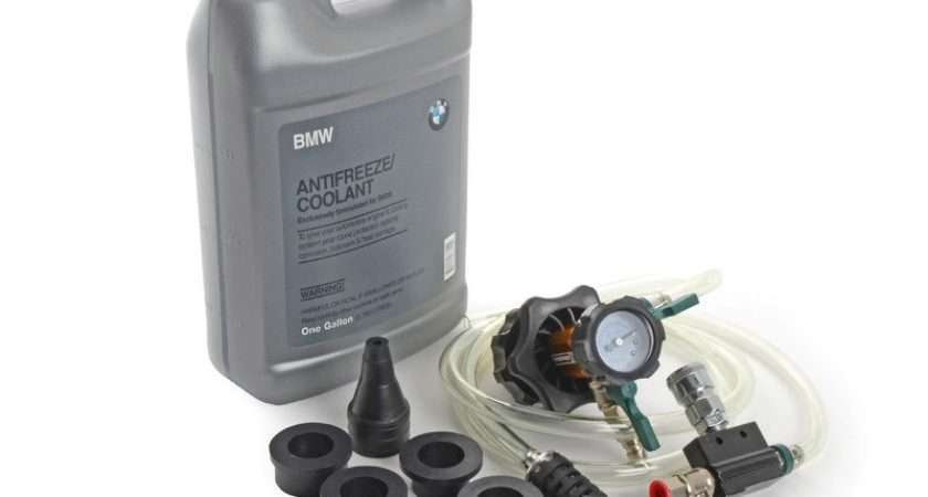 Assembled Ecs Coolant Flush Kit