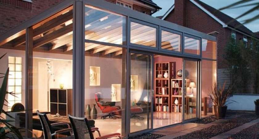 Atlas Contemporary Conservatory Designs