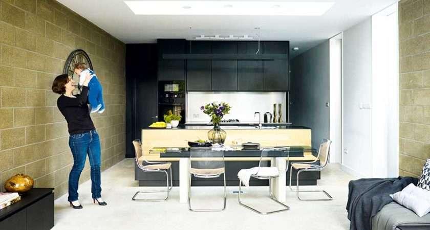 Atmospheric Dark Decorating Ideas Real Homes