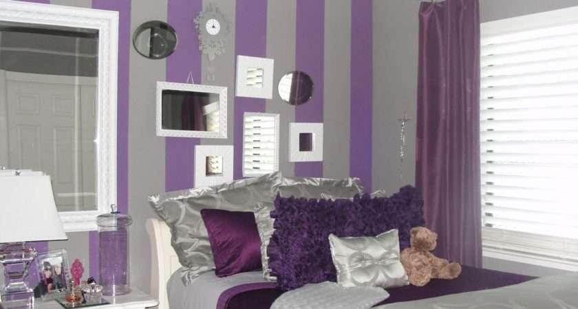 Attachment Gray Purple Bedroom Diabelcissokho