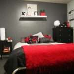 Attachment Red Black White Bedroom Diabelcissokho