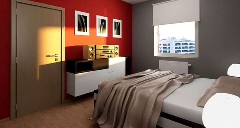 Attachment Red Grey Bedroom Ideas Diabelcissokho