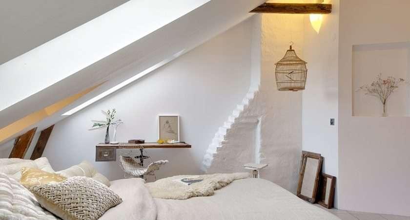 Attic Bedroom Bedrooms Room Ideas Design