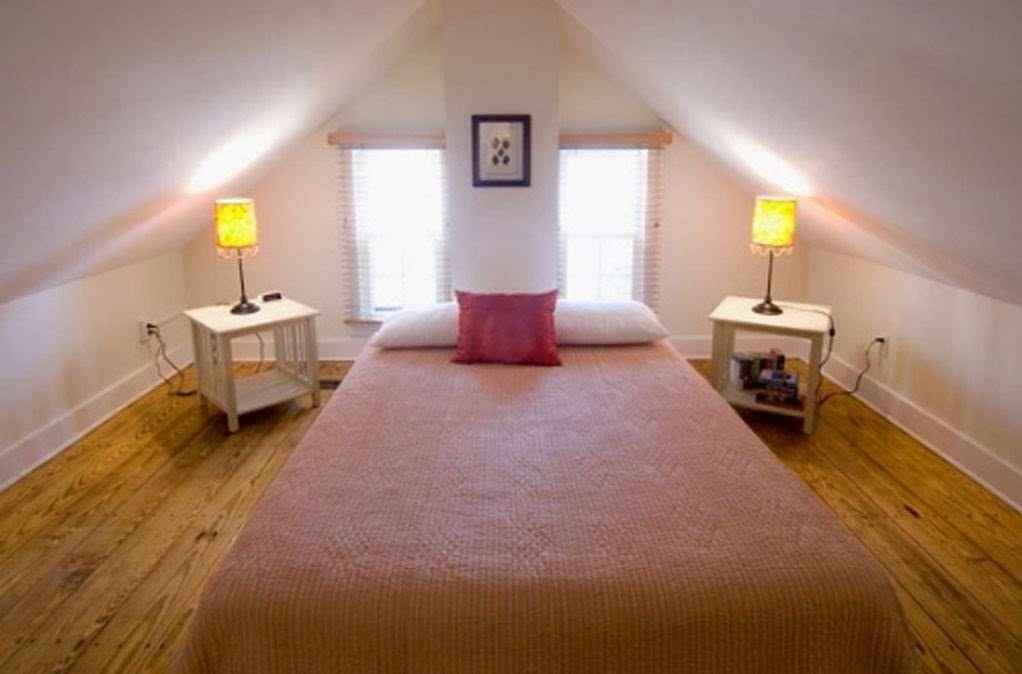 Attic Bedroom Design Designing Tips