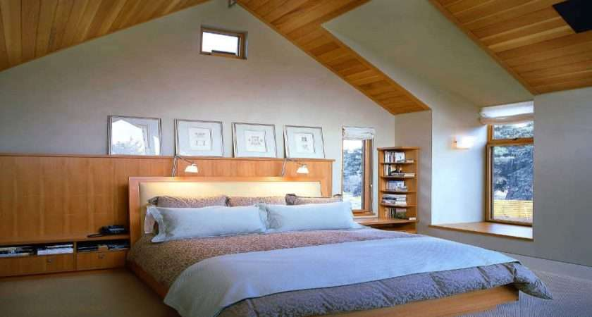 Attic Bedroom Inspiration Simple Bedrooms Design Narrow