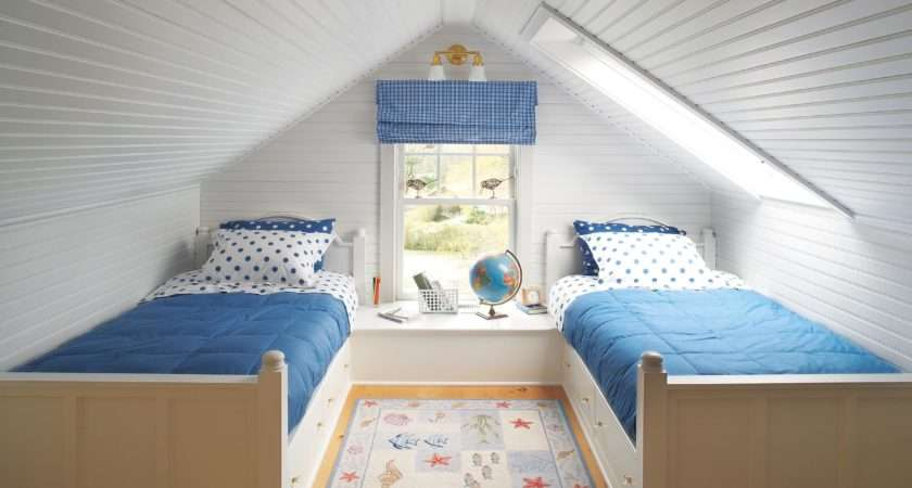 Attic Turned Ultimate Kids Bedroom Suite Old House