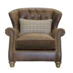 Audley Leather Chair