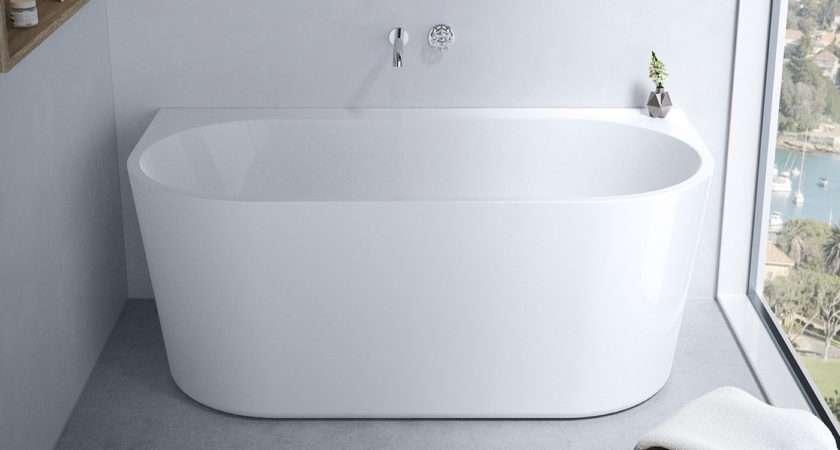 Aura Back Wall Freestanding Bath Cooks Plumbing