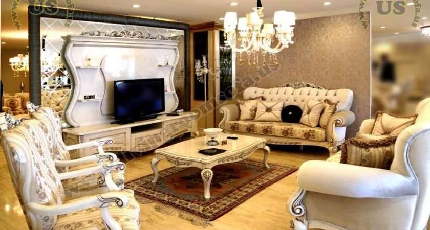 Avantgarde Sofa Set Unit Living Room