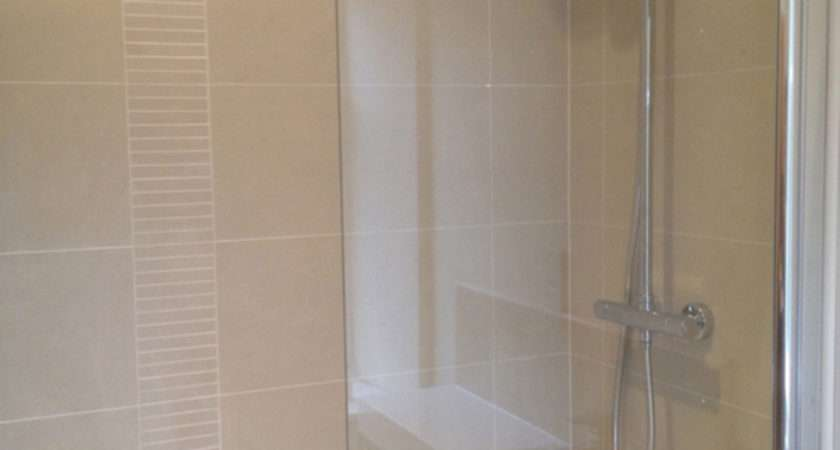 Avon Square Bath Screen Over Shower Panel