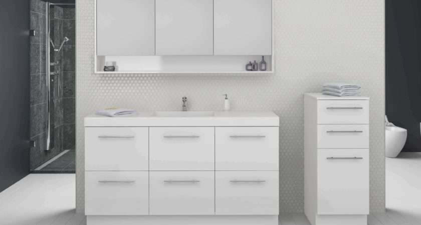Awesome Bathrooms Cabinets Storage Boxes White