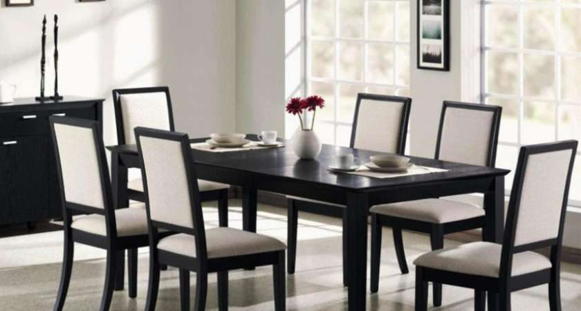 Awesome Black Dining Room Chairs Design Ideas