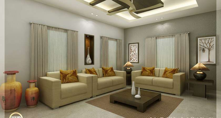 Awesome Interior Renderings Home Design