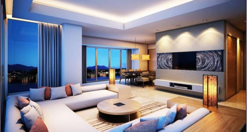 Awesome Living Rooms Design Decoration