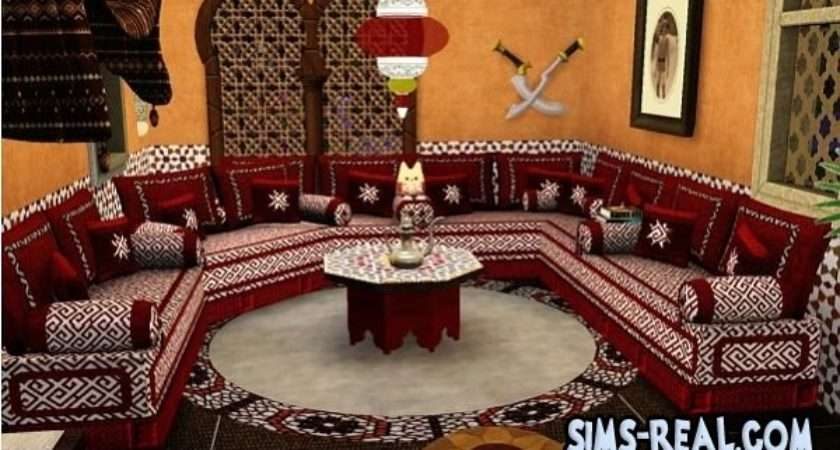 Awesome Moroccan Sofa Furniture Living Room
