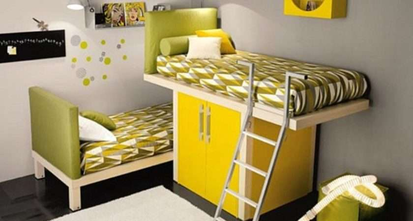 Awesome Shared Bedroom Design Ideas Your Kids Kidsomania
