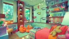 Awesome Teen Bedrooms Girls Tumblr