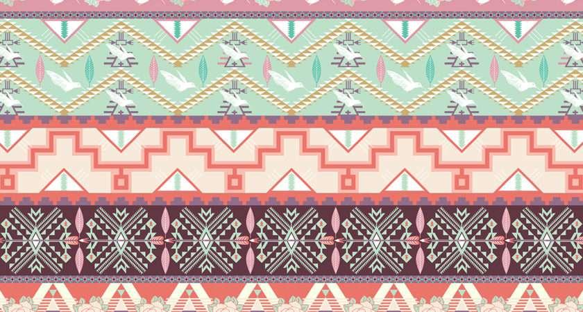 Aztec Print Patterns