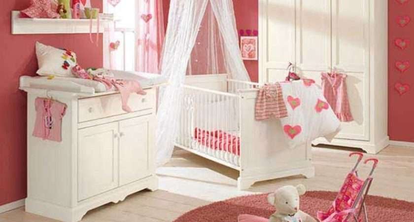 Baby Bedroom Ideas Pink
