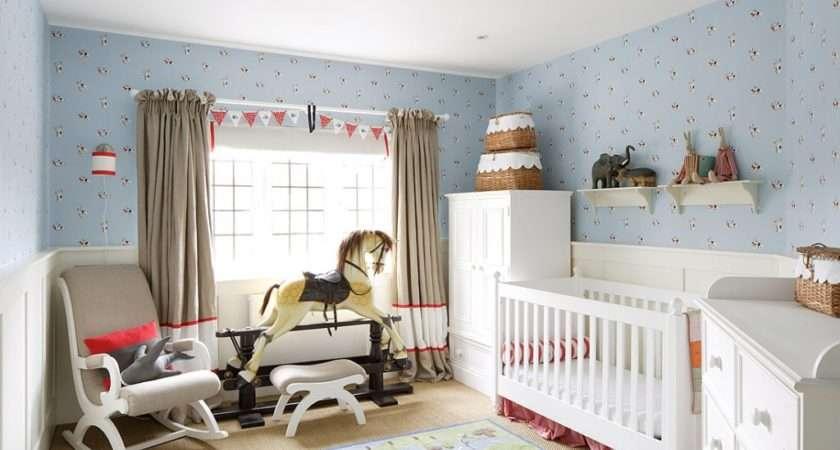 Baby Boy Bedroom Decorating Idea Great Design