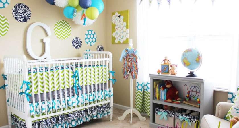 Baby Boy Nursery Decor Best Decoration