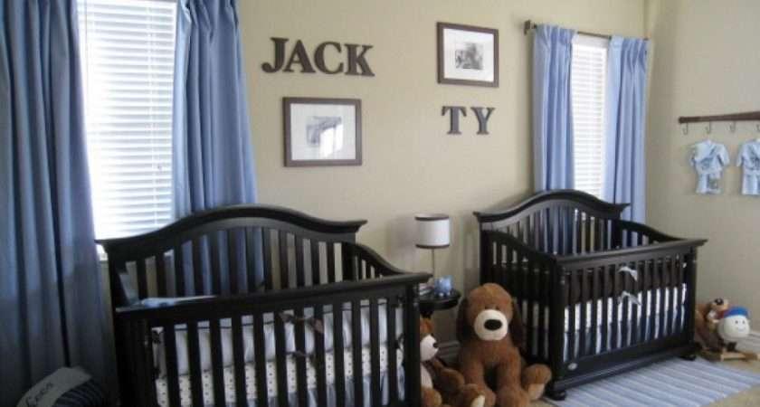 Baby Boy Room Decorating Ideas Nursery Design Idea