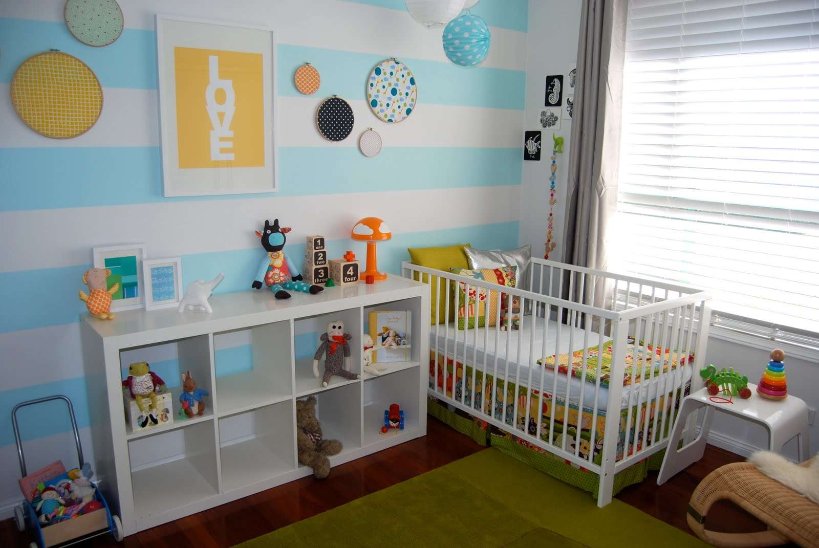 Baby Boy Room Theme Ideas Neutral Good Design