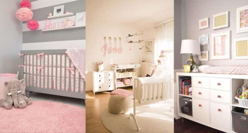 Baby Girl Boy Nursery Ideas Confetti