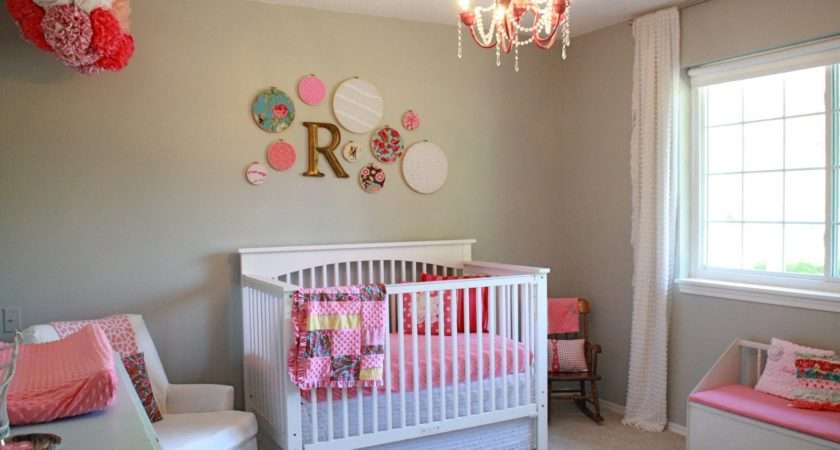 Baby Girl Room Decorating Ideas Home