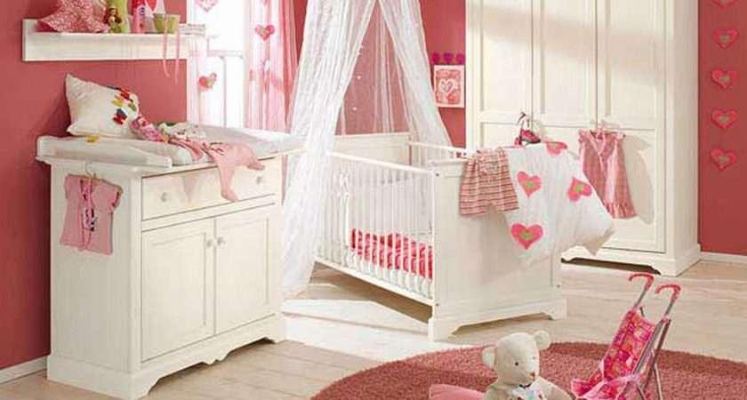 Baby Girls Room Ideas Home Decoration Improvement Bedroom Designs
