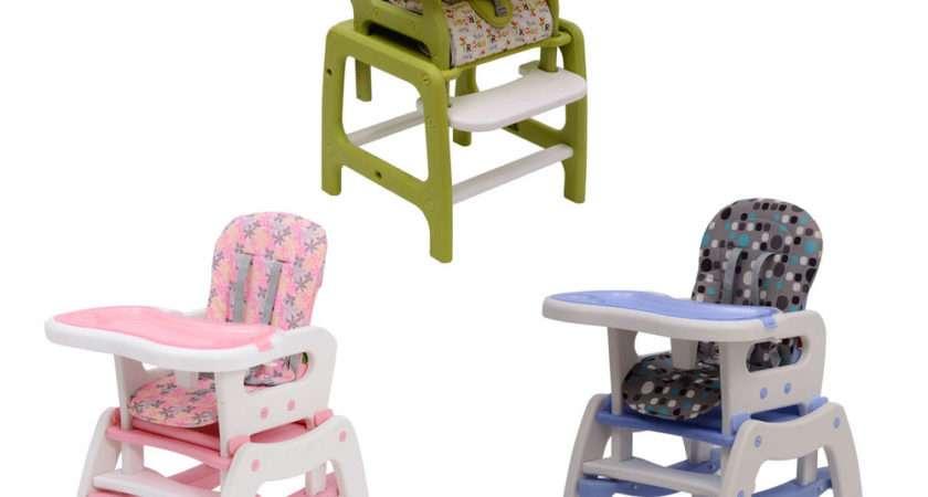 Baby Highchair Infant Toddler High Chair Feeding