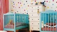 Baby Nursery Decor Series Room Twins